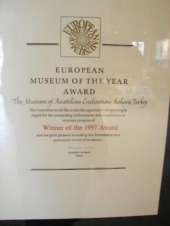 Imagini Ankara: cel mai bun muzeu european