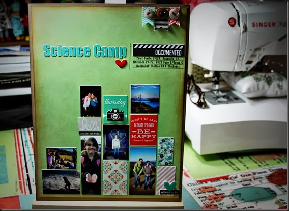 Science Camp 1