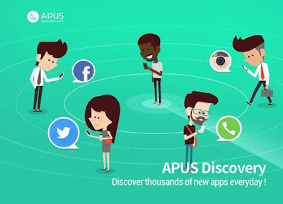 Make sure you stay ahead of the curve with APUS Discovery Dont