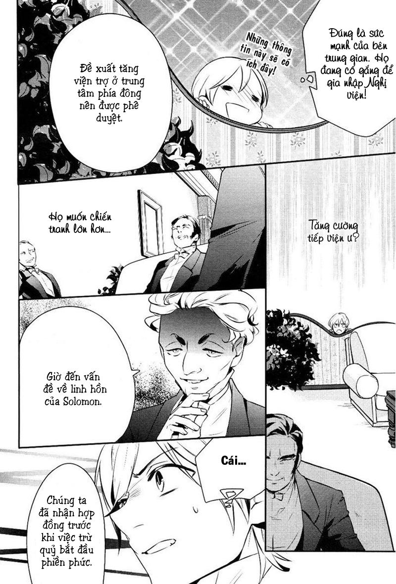 Makai Ouji: Devils and Realist Chap 016