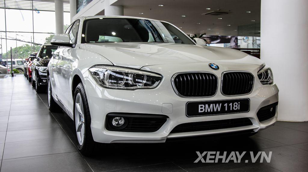 Xe BMW 118i 02