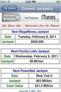 Florida Lottery- screenshot thumbnail