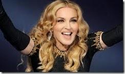 Madonna Cantante en Mexico