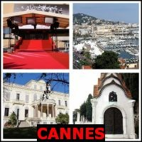 CANNES- Whats The Word Answers