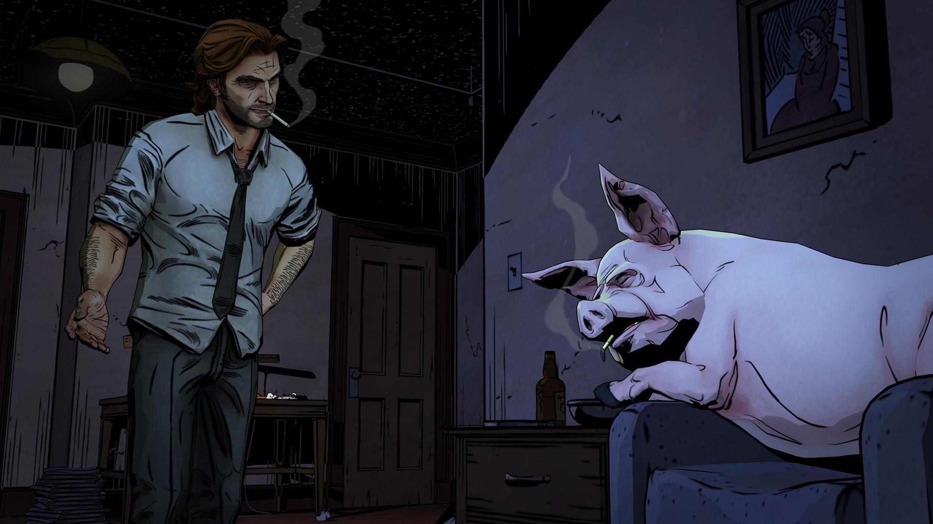 The Wolf Among Us screenshot #21