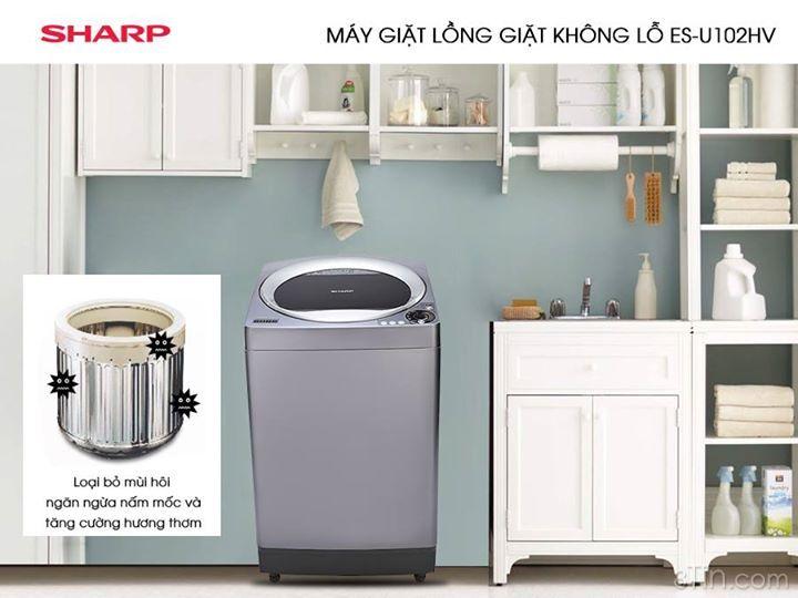 Việc phát minh ra chiếc máy giặt được xem như là một