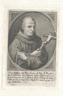 Ngày 24 Tháng Chín: Thánh Pacificô San Sêvêrinô