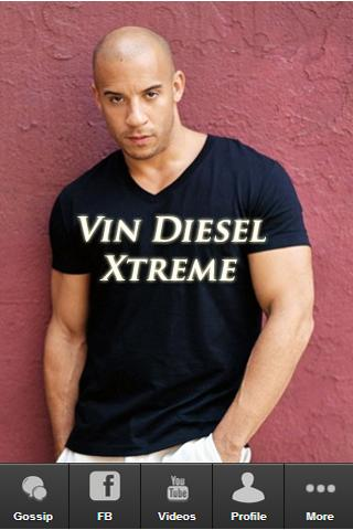 Vin Diesel Xtreme - screenshot