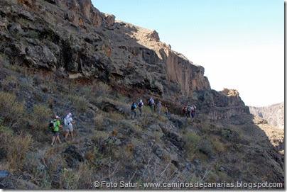 6691 Carrizal Tejeda-La Aldea(Andén Mesa Junquillo)
