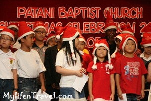 Merry Christmas 2012 Baptist church