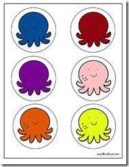 Octopus Color Sort