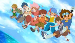 Cuộc phiêu lưu của các con thú  Digimon Adventure