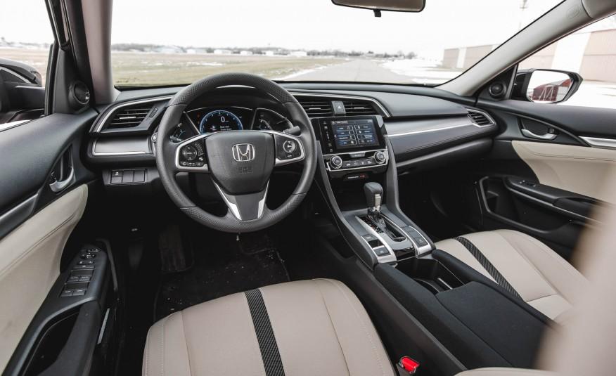 Xe Ô Tô Honda Civic Thế Hệ Mới 011