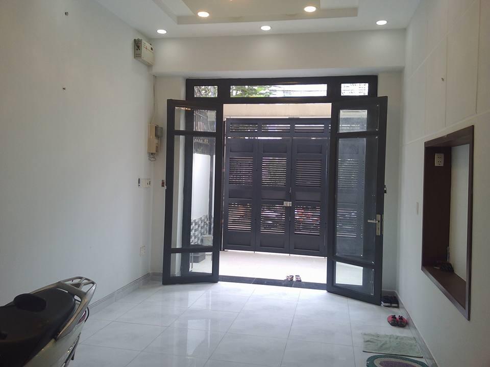 Bán nhà phố Mặt Tiền Quận Tân Phú 005
