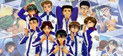 Hoàng Tử Tennis 2  Prince Of Tennis SS2