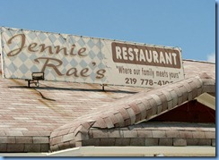 4297 Indiana - Rolling Prairie, IN - Lincoln Highway (US-20) - Jennie Rae's Restaurant (formerly Bob's BBQ)