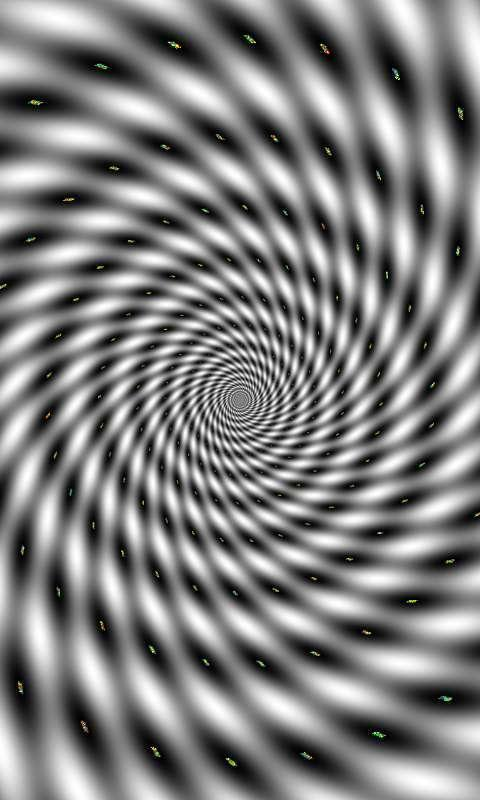 150 Free Optical Illusions Pic - screenshot