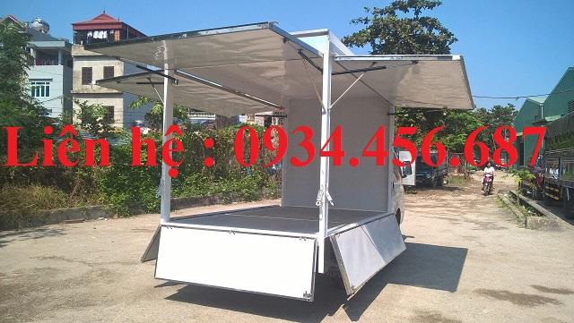Xe thùng cánh dơi Hyundai H150