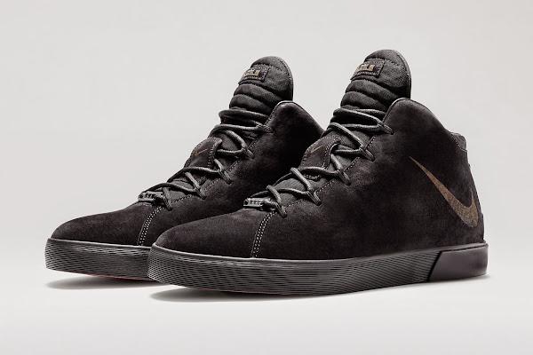 Nike LeBron XII 12 Low NSW Lifestyle QSChallenge