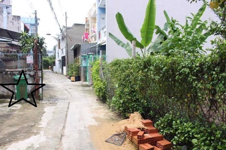 Bán đất nền thổ cư mặt tiền hẻm đường Đinh Liệt Quận Tân Phú 01