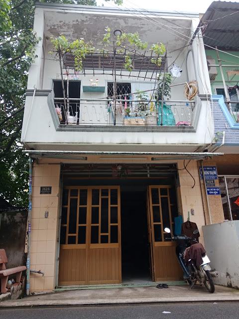 Bán nhà hẻm một sẹc Lũy Bán Bích Quận Tân Phú - 2