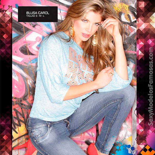 Angelica Jaramillo y Sofia Jaramillo Axxys Jeans Foto 18
