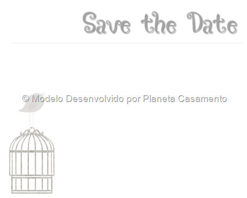 Templates para Save the Date (8)