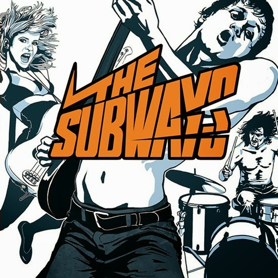 The Subways - The Subways (2015)