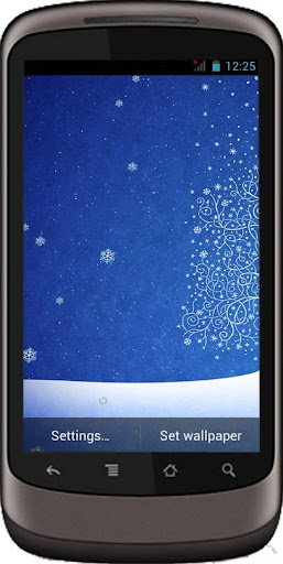 Ice Live Wallpaper For Mi 3