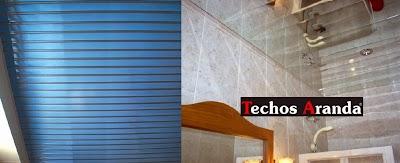 Techos aluminio Santiago Compostela