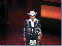9229 Nashville, Tennessee - Grand Ole Opry radio show - Little Jimmy Dickens