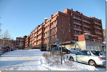 Nikonfotografen Sundsvalls Kommunhus