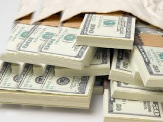 Des billets de dollars américains (photo archives).