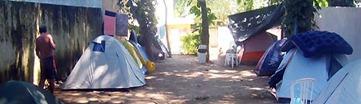 camping do peixoto - ilha grande