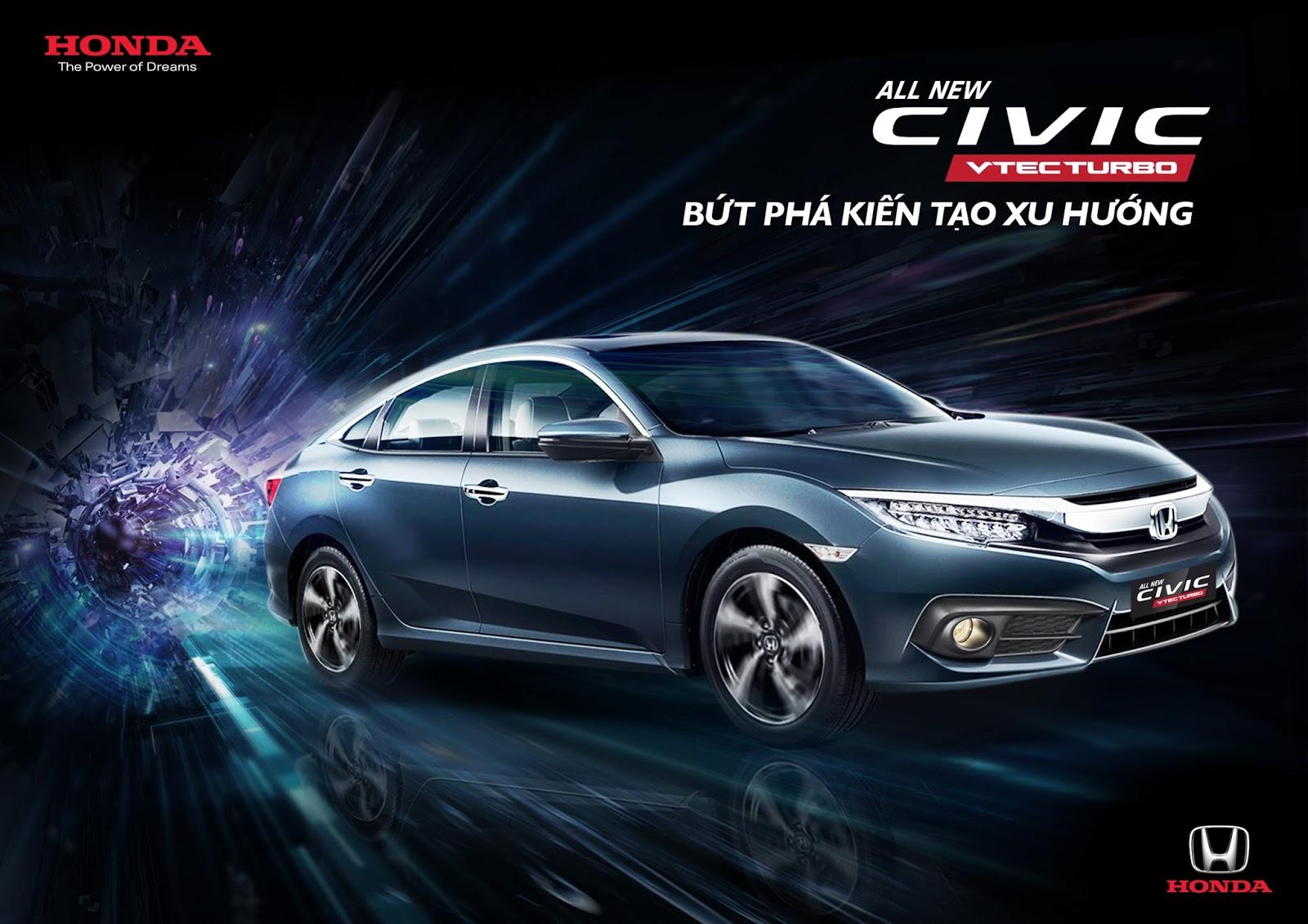 Xe Honda Civic 2017 01