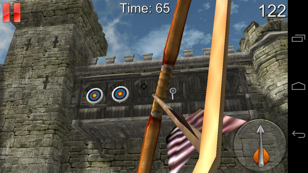 Longbow - Archery 3D- screenshot