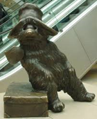 Paddington at the Station