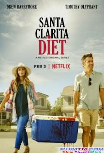 Vợ Chồng Xác Sống :Phần 1 - Santa Clarita Diet Season 1