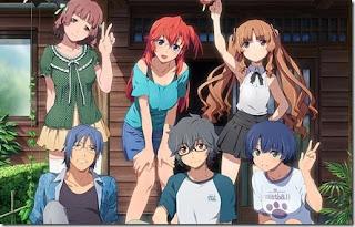 xem anime Ano Natsu de Matteru OVA