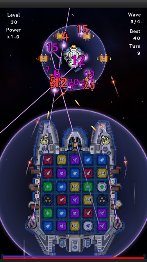 Space Puzzle - screenshot
