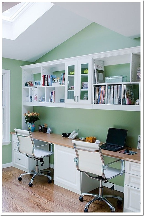 Decent Study Rooms: 15 Homework Station Ideas