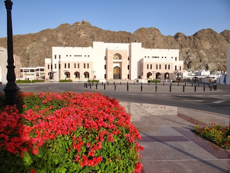 08. Zona guvernamentala - Old Muscat.JPG