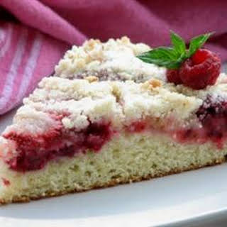 Raspberry and Strawberry Buckle.