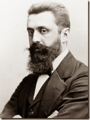 Photo of Theodore Herzl