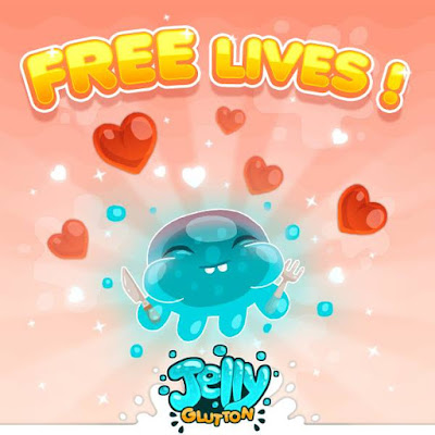 Free lives Jelly found 1 life on his road and shares