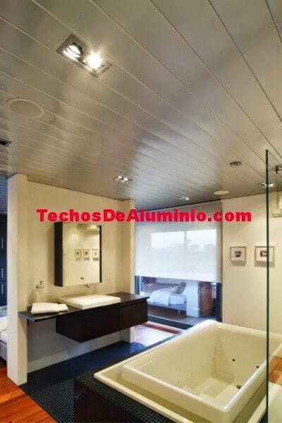Techos aluminio San Pedro del Pinatar