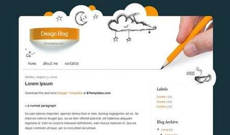 blogger-design-template