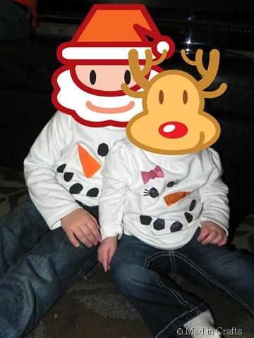 snowman shirts