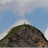 Ein Gipfelkreuz