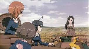 Hình Ảnh Girls und Panzer Movie